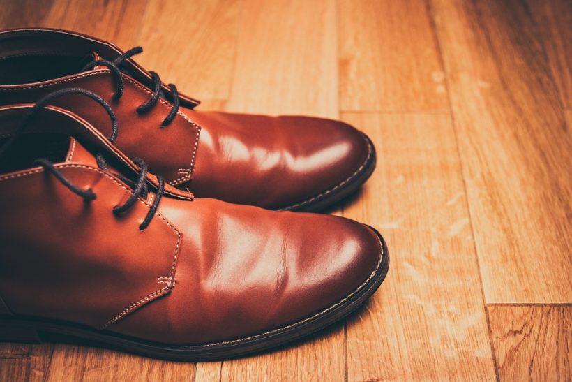 entretenir chaussures en cuir